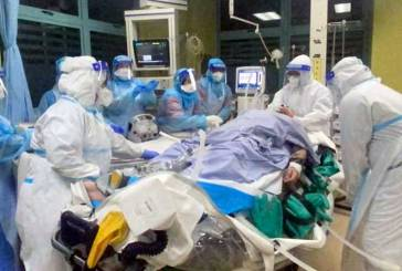 COVID-19 in Malaysia : 622086 Cases, 534357 Discharged, 3460 Dead
