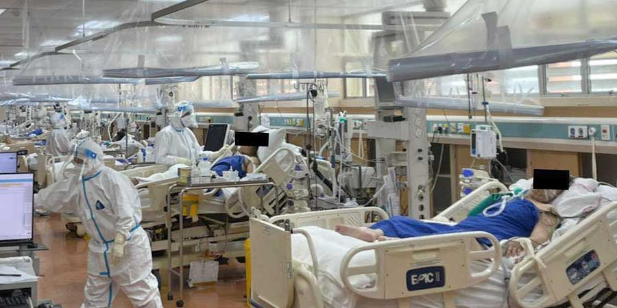 COVID-19 in Malaysia : 652204 Cases, 572113 Discharged, 3844 Dead