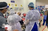 COVID-19 in Malaysia : 662457 Cases, 586864 Discharged, 3968 Dead