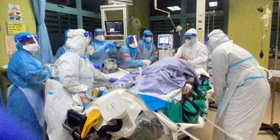 COVID-19 in Malaysia : 751979 Cases, 682680 Discharged, 5170 Dead