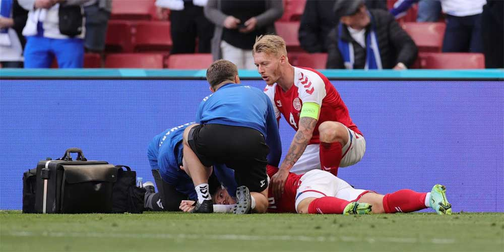 Christian Eriksen Collapse Not Because Of Pfizer Vaccine!