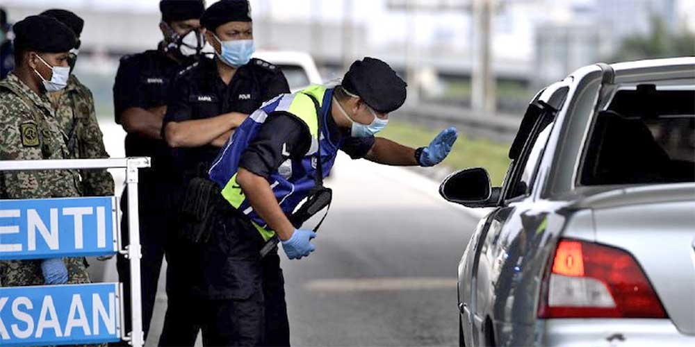 PDRM : Who Is Allowed To Pass A Police Roadblock?
