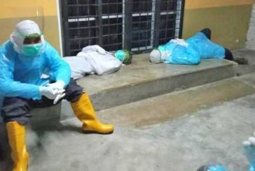 COVID-19 in Malaysia : 855949 Cases, 753328 Discharged, 6385 Dead