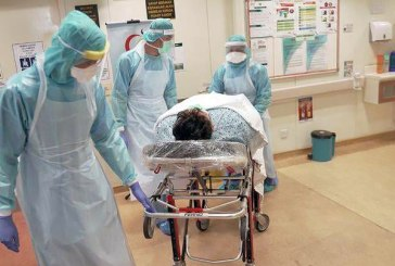 COVID-19 in Malaysia : 1130422 Cases, 925965 Discharged, 9184 Dead