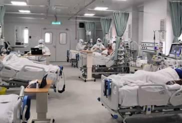 COVID-19 in Malaysia Today : 1,243,852 Cases | 10,389 Dead