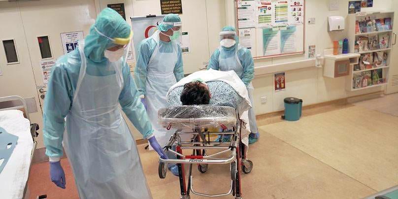COVID-19 in Malaysia Today : 1,572,765 Cases | 14,342 Dead