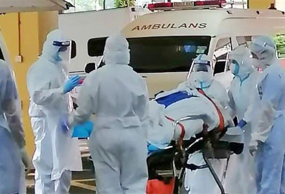 COVID-19 in Malaysia Today : 1,844,835 Cases | 18,219 Dead