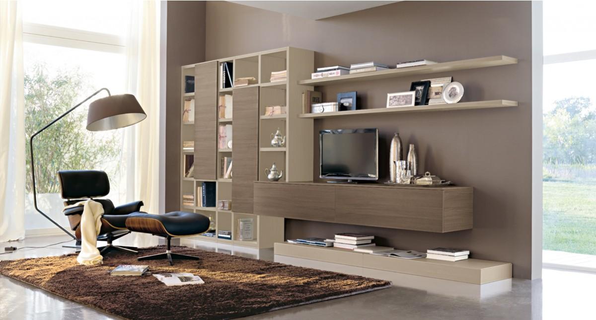 Meuble Tv Bibliothque Maison Et Mobilier Dintrieur