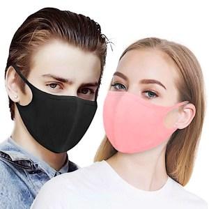 (10) St – Tvättbar Mask / Munskydd
