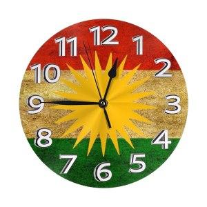 mycket trevlig kurdiska klockan