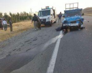 حادثه رانندگی در سقز