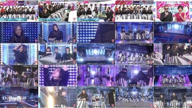 190201 (720p+1080i) 乃木坂46 Part – Music Station