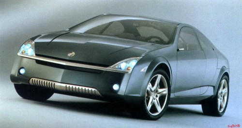 Concept Cars - Mercury MC4