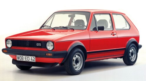 VW Golf GTI 40 Yil
