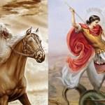 Đorđe ili Jarilo: Večita borba dva ratnika