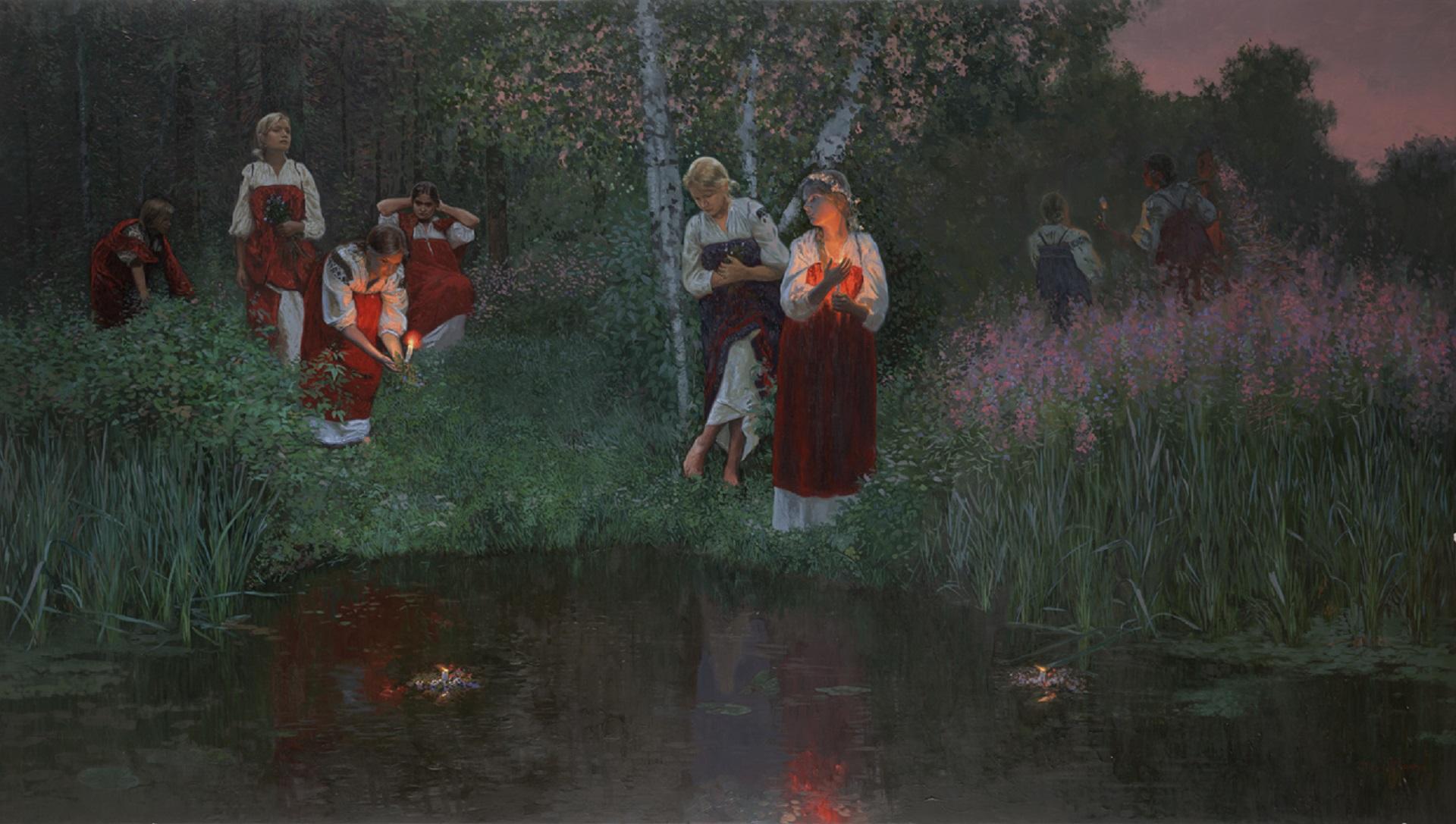Ritualna kupanja, pletenje venaca i preskakanje vatri: Dočekujemo Kupala ili nam se smeši Ivanjdan