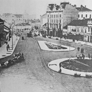 Terazije 1915.