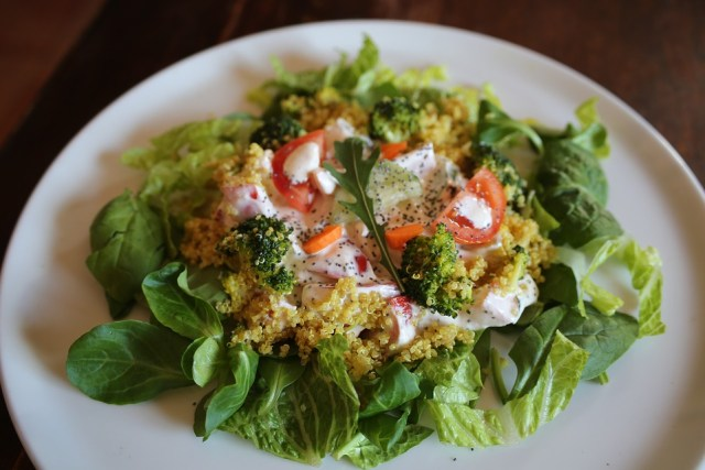 spanac salata