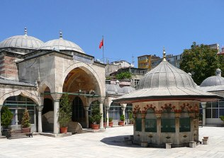 Mehmed pašina džamija u Istanbulu
