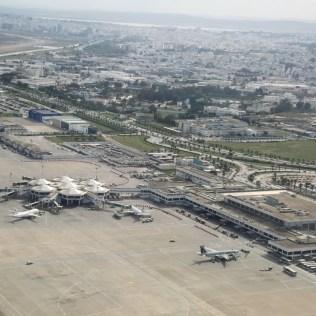 Aerodrom u Tunisu