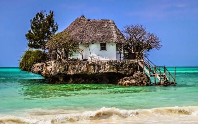 """Restoran """"Kamen"""": Ručak na sred mora"""