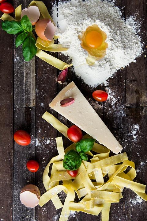 Osnova italijanske kuhinje: Testo je iz Rima izašlo (RECEPTI)