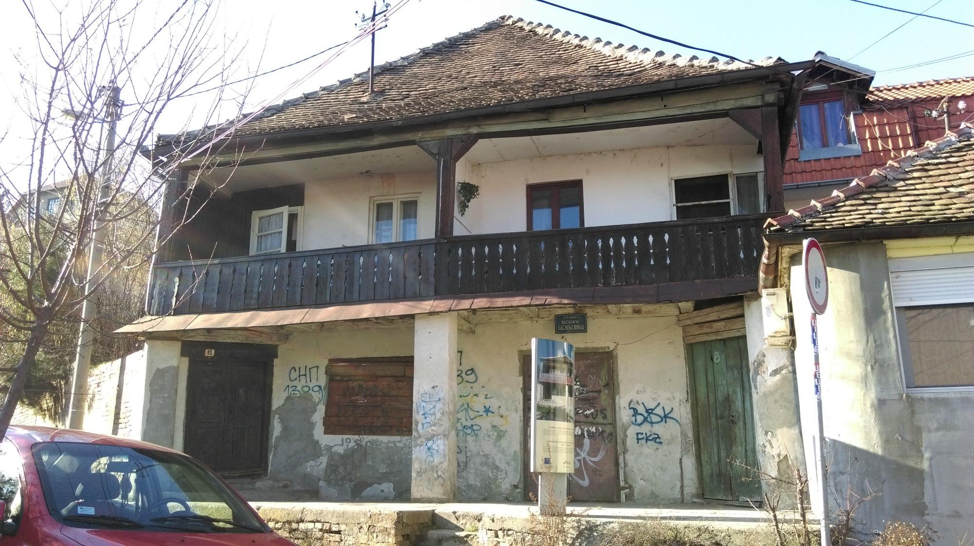 Najstarija zemunska kuća: Od konaka Eugena Savojskog do oronule građevine sa lagumom (VIDEO)