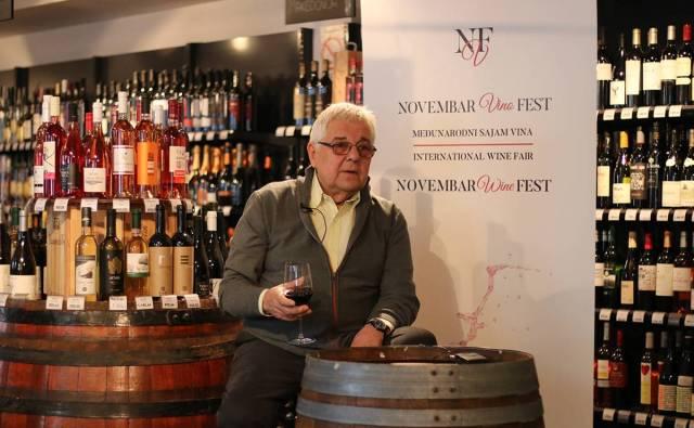 Novembar vino fest: Da se ukrste grožđe i čaša, znanje i nepca (VIDEO)