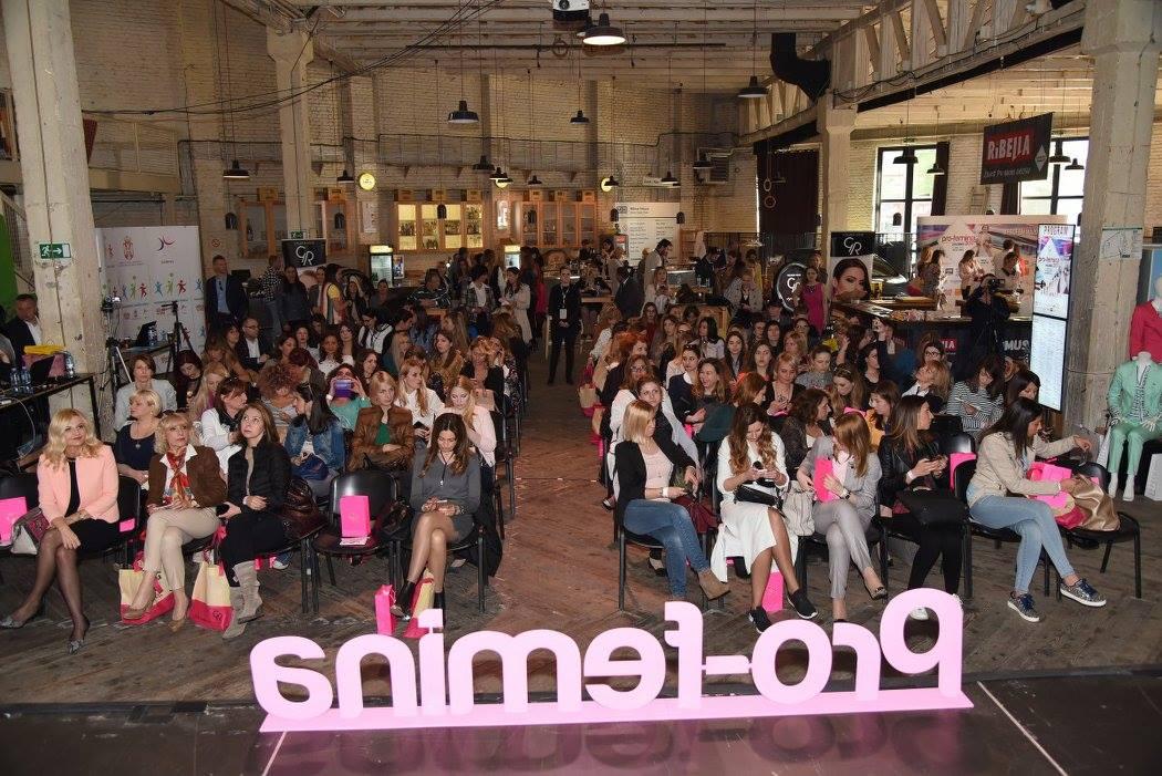 Svet viđen ženskim očima #profemina2017: Hrabrost je roditi se i živeti kao žena u Srbiji (VIDEO)