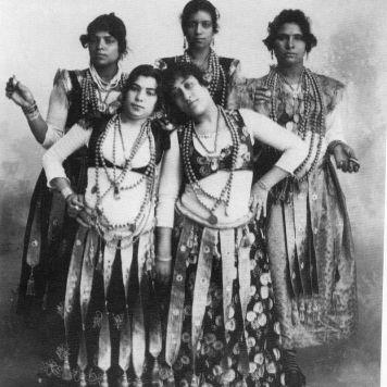Gavazi plesačice