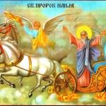 Dolazi Sveti Ilija: Prorok gromovima tera đavole i nečastive sile