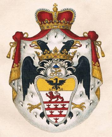 Grb porodice Odeskalki