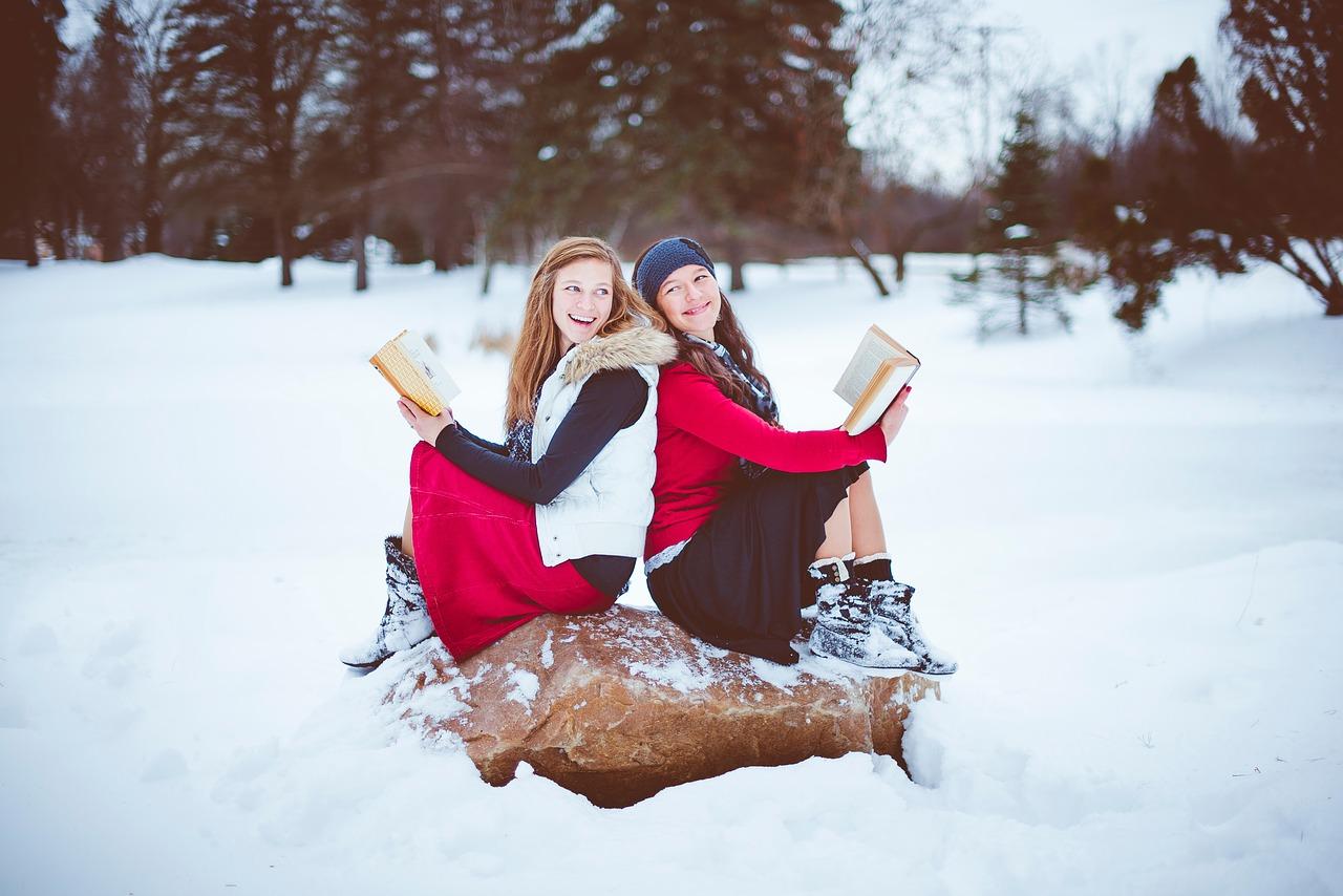 Dok pucketa vatra u kaminu: Literatura za snežne dane i noći