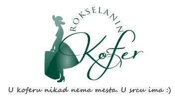rokselana logo text