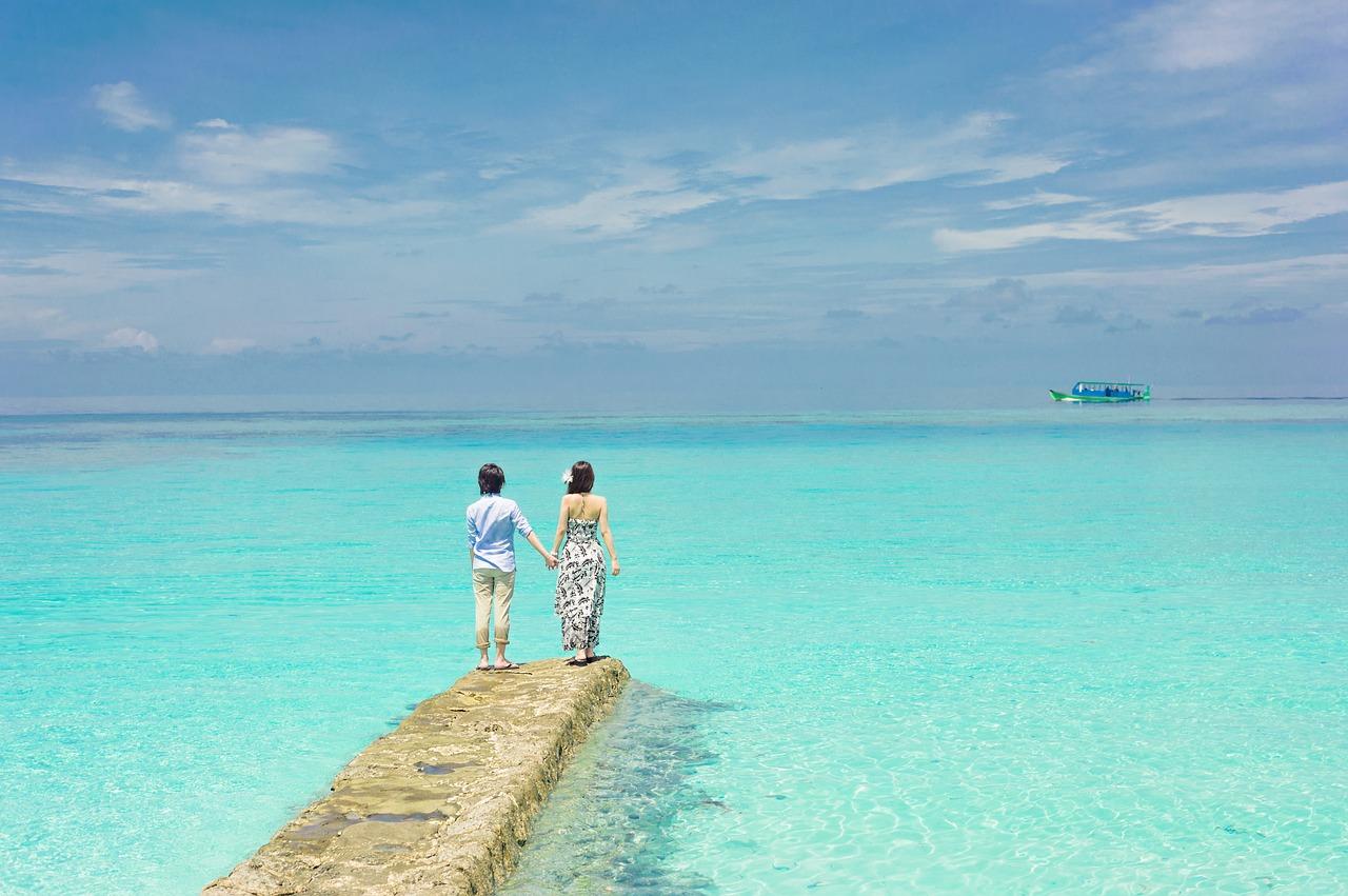 Ljubavni beg od stvarnosti: Medeni mesec na pustom ostrvu