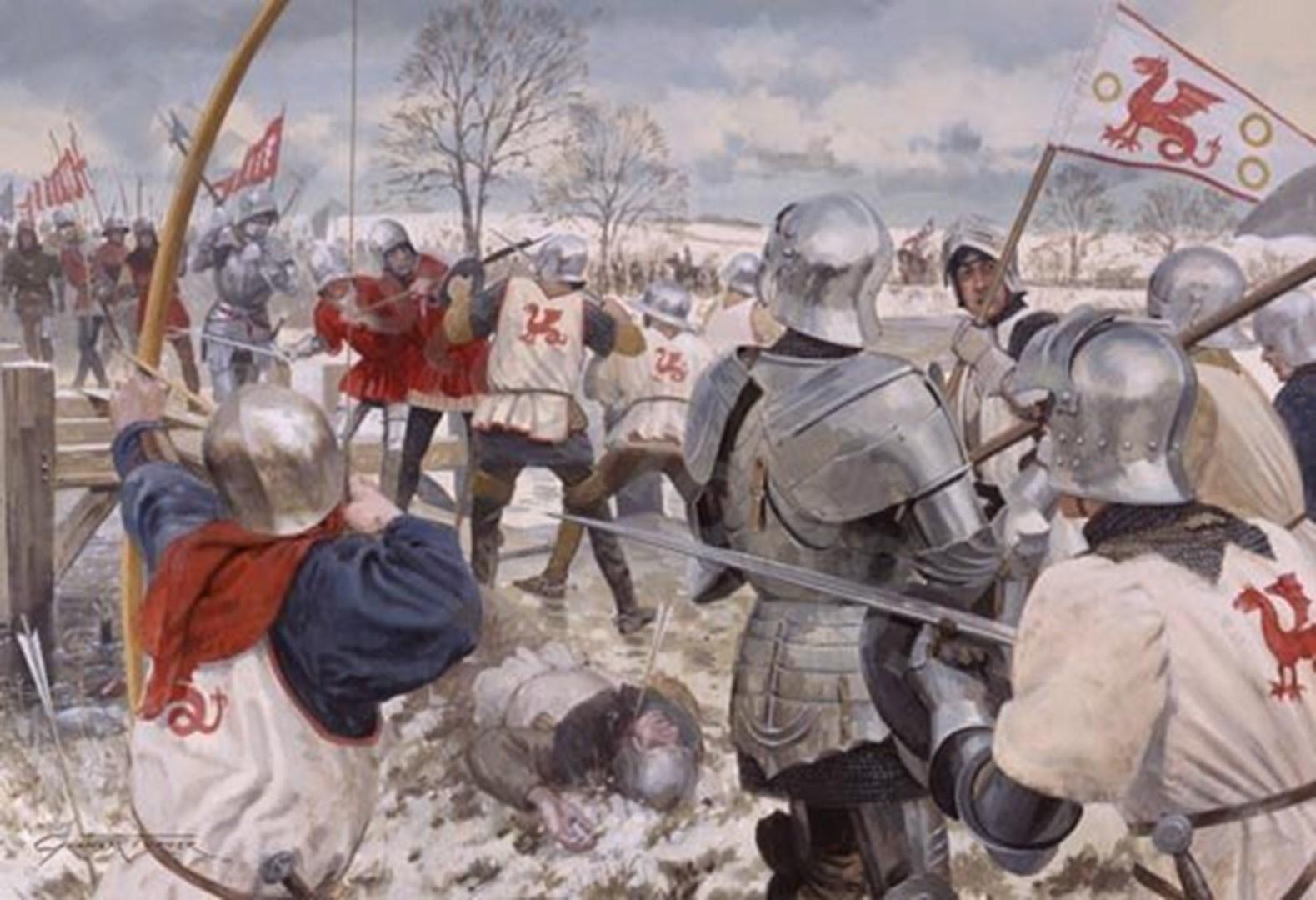 Bitka kod Tautona: Sneg i vetar osigurali masakr (VIDEO)