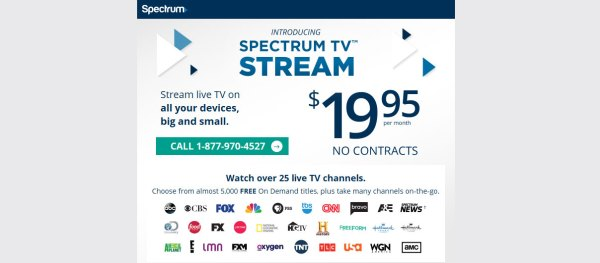 Spectrum TV Stream On Your Roku & Other Devices – Rokuki