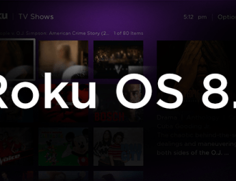 Roku Begins Rolling Out OS 8.1 Update To Devices