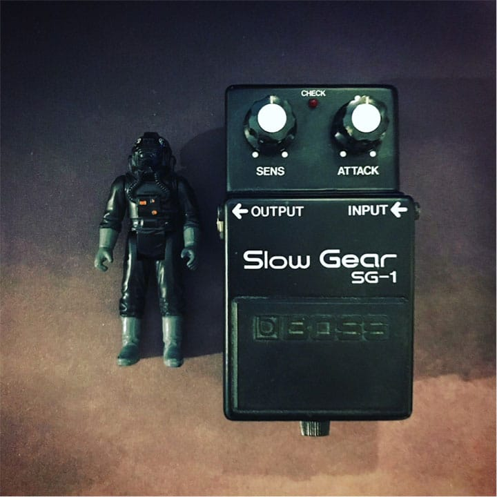 BOSS Pedal Project SG-1