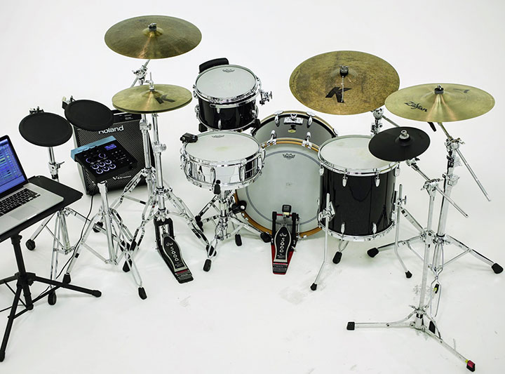 TM-6 Pro with Hybrid Kit