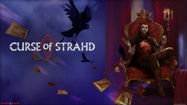 Resultado de imagem para curse of strahd