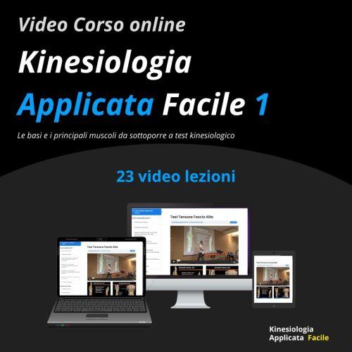 Kinesiologia Applicata Facile 1