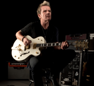 Billy Duffy, English guitarist and songwriter, best known as the guitarist in The Cult.