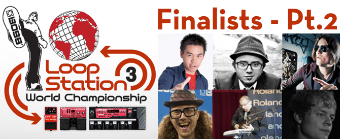 Loop Station 2013 finalists prt. 2
