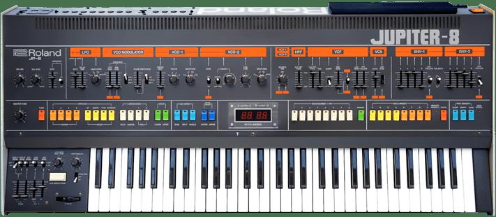 1981 JUPITER-8