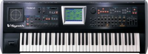 v-synth Roland Synthesizer