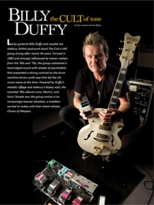 Billy Duffy BUG