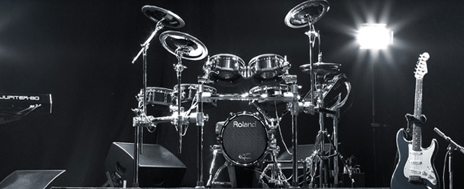 The Benefits of Electronic Drums - Roland U S  Blog