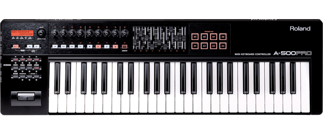 5 things you need in a midi keyboard controller roland u s blog rh rolandus com Roland D5 User Manual Roland D5 Keyboard