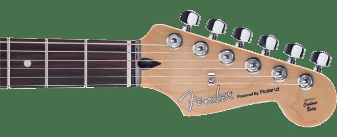 V-Guitar Neck